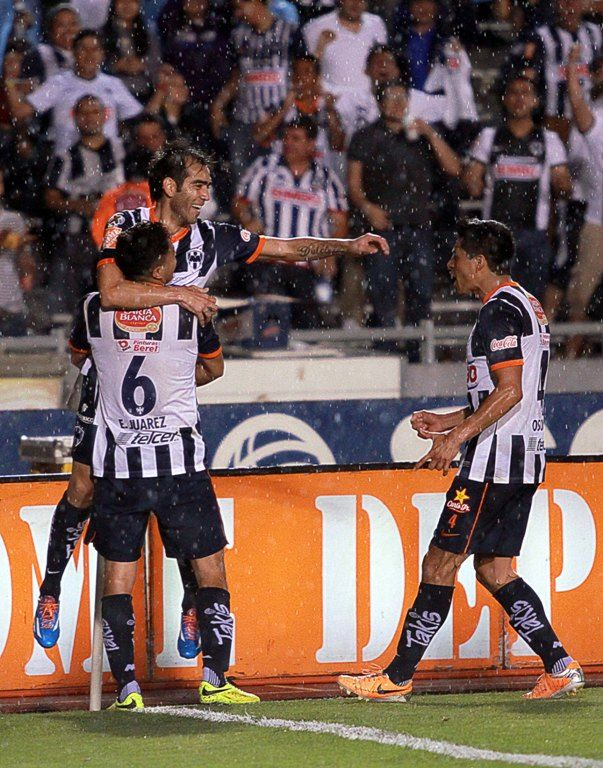 J13 @Rayados de Monterrey Oficial  3-2 Atlante C2014 (29/03/14) Foto: Edgar Montelongo