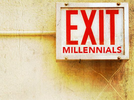Why millennials leave the church?
