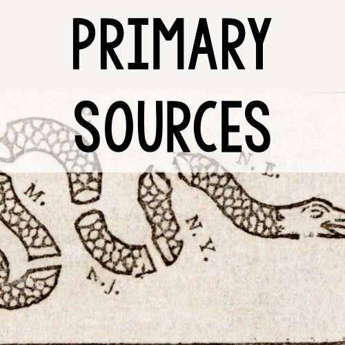 Photo of Primary Sources Archives | The Clever Teacher | History Lessons