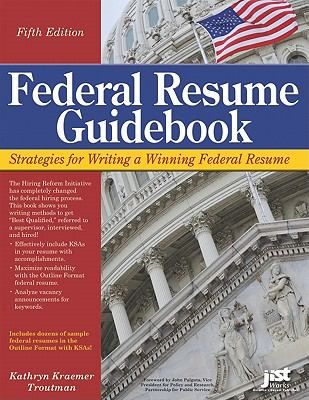 Because federal jobs tend to offer high pay, great benefits, and a - how to write federal resume
