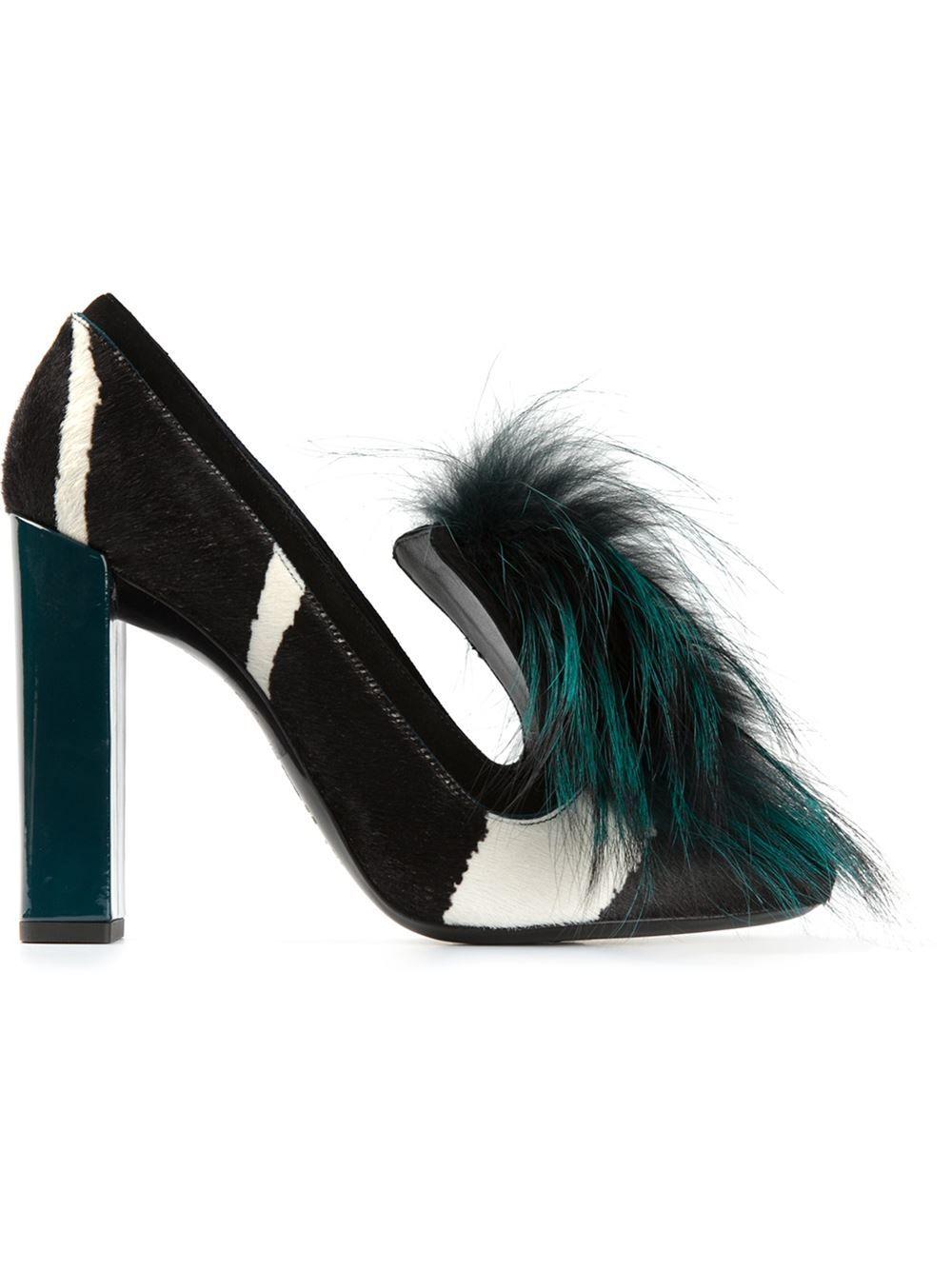 f667578433 Fendi 'eloise' Pumps - - Farfetch.com   Fashion   Womens shoes 2014 ...