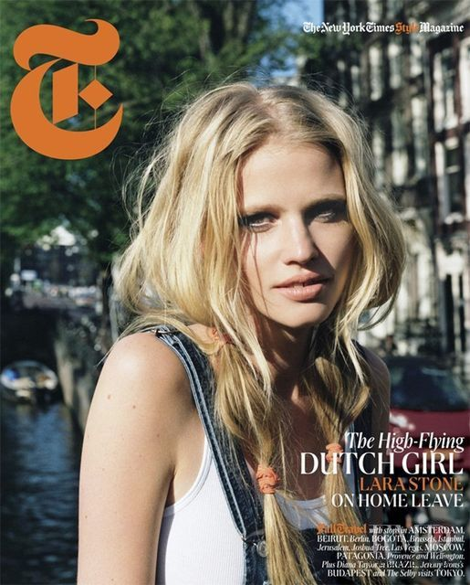 Photo of model Lara Stone - ID 357222 | Models | The FMD #lovefmd