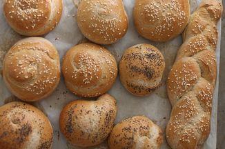Shabat Bread Rolls and Mini Chalas Recipe on Food52, a recipe on Food52