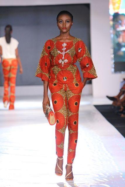 Sunny Rose Lagos Fashion Design Week African Fashion Africa Fashion African Print Fashion