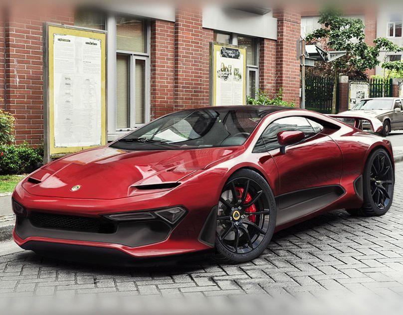 Ferrari 266 Chinetti 1 5 3d Printed Model On Behance Lotus Esprit New Lotus Lotus Car