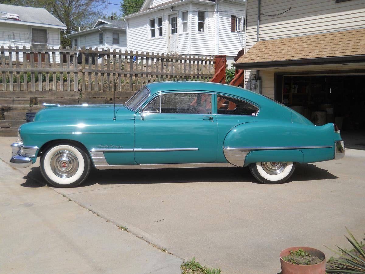 1949 cadillac 62 for sale hemmings motor news