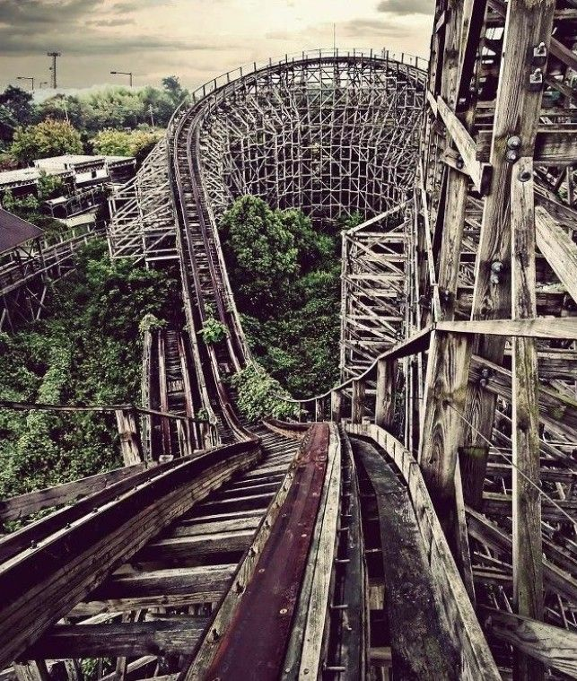 Pin By Larissa Lemke On Abandoned & Derelict