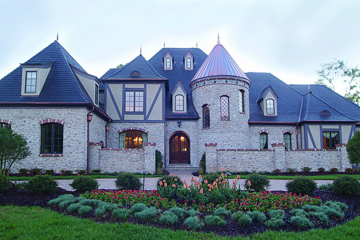 French Chateau House Plans Pictures New Luxury French Country Chateau 180 1034 7 Bedrm Luxury House Plans House Plans With Pictures French Country House Plans