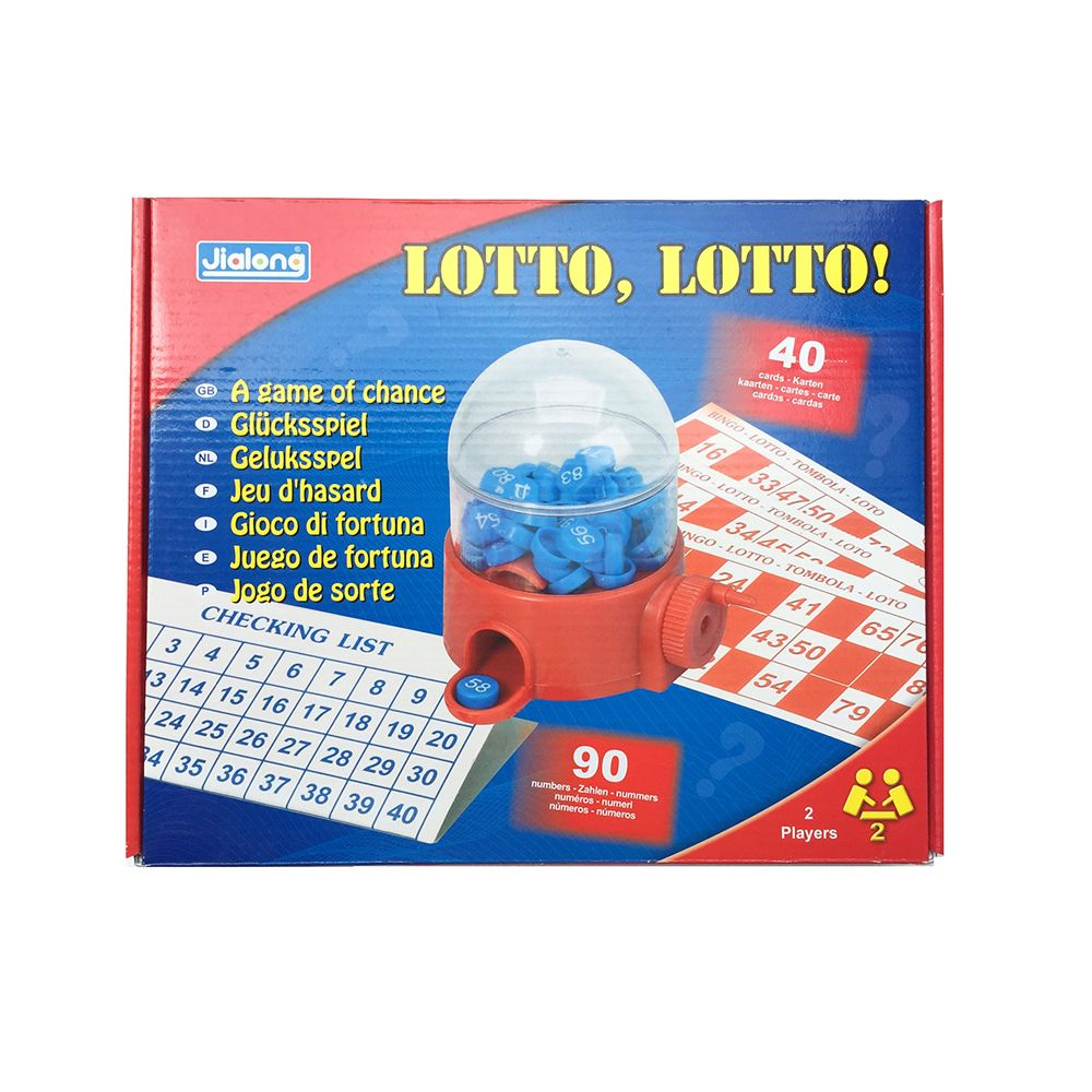 14 Off Lotto Lottery Machine Lotto Bingo Tombola A Game