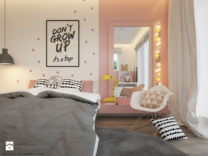 Luxury Wallpaper for Teenage Girl Room