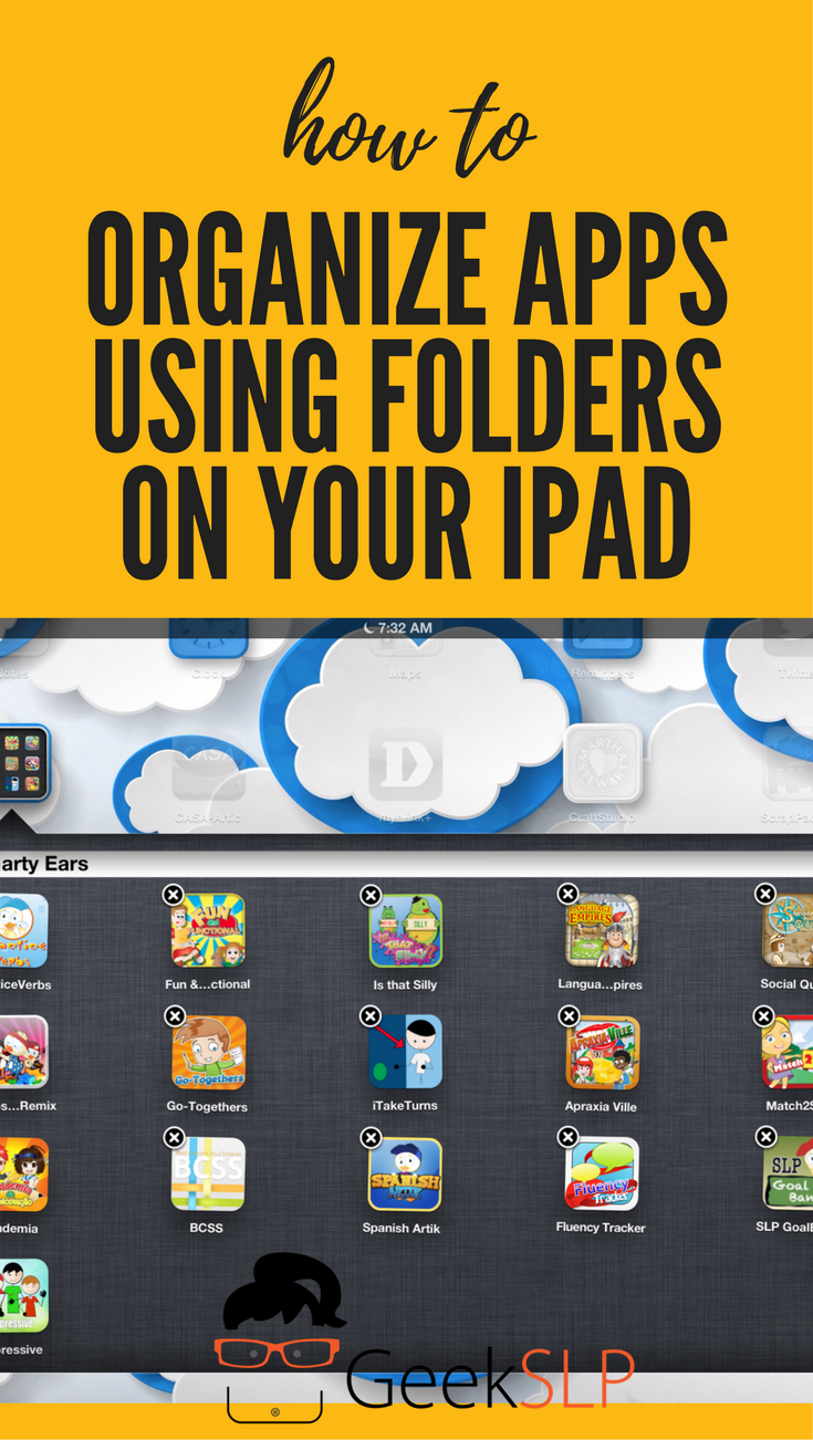 How to organize apps using folders on your iPad