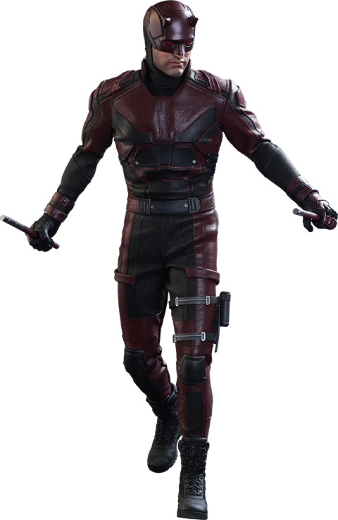 Hot Toys Daredevil Sixth Scale Figure (With images