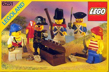 Lego Pirate Minifigures 1990 Lego Toys Vintage 90s