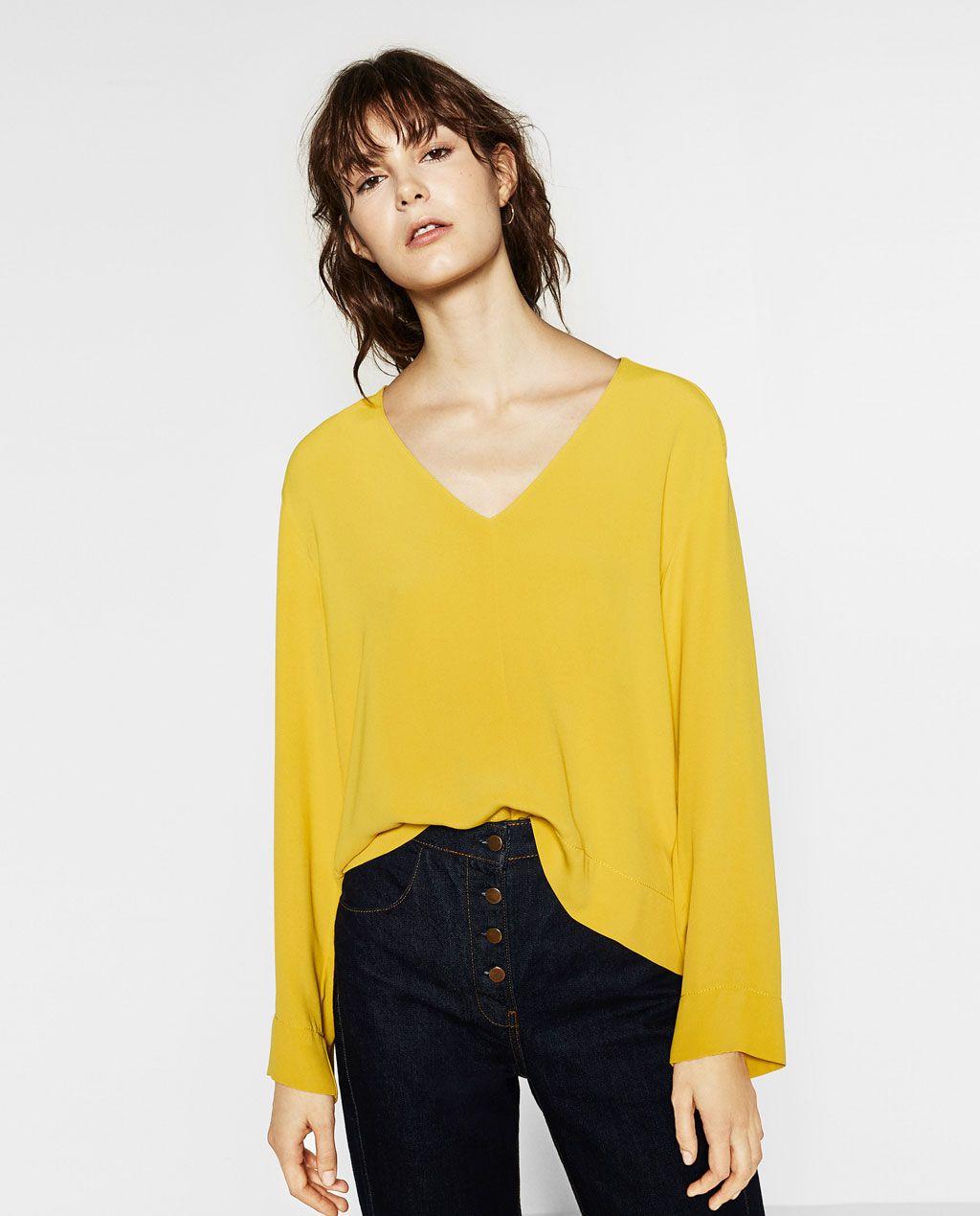 Blusas femeninas 2018 moda Blusas y Blusas florales Mujer