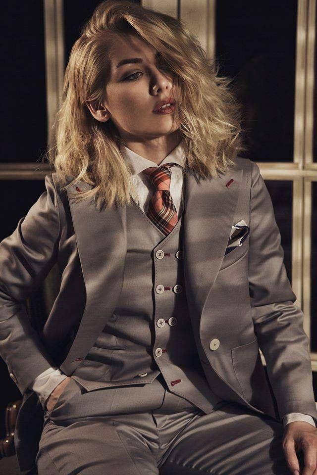Suits Aesthetic Men Clothes