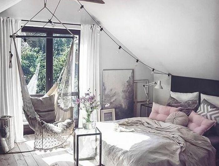 ▷1001+ idées déco de chambre sous pente cocoon | Zimmer ...