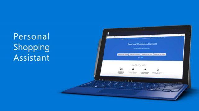 Personal Shopping Assistant la extensión perfecta para tus compras diseñada por Microsoft