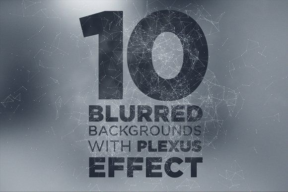 10 blurry backgrounds  plexus effect by designsomething on  creativemarket