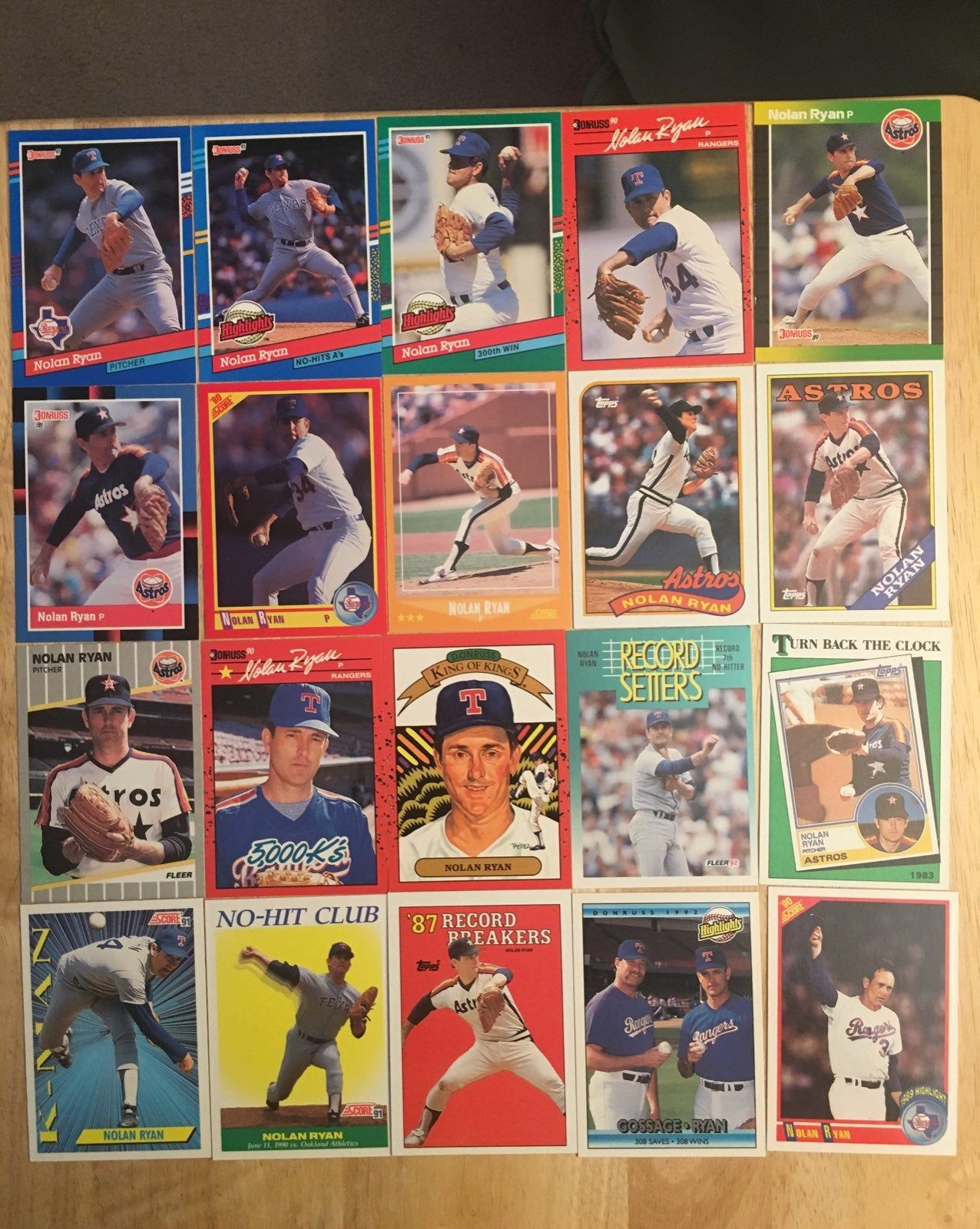 Various Manufacturers 1988 To 1992 In Excellent Condition Cards Will Be Mailed In A Bubble Pack With Each Card In An Indivi Baseball Cards Cards Bubble Pack