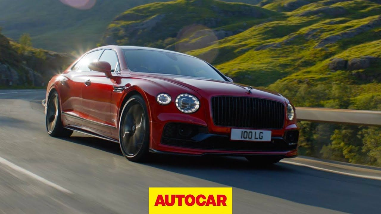 New Bentley Flying Spur V8 Review 2021 S Best Luxury Limo Autocar In 2021 New Bentley Bentley Flying Spur Flying Spur