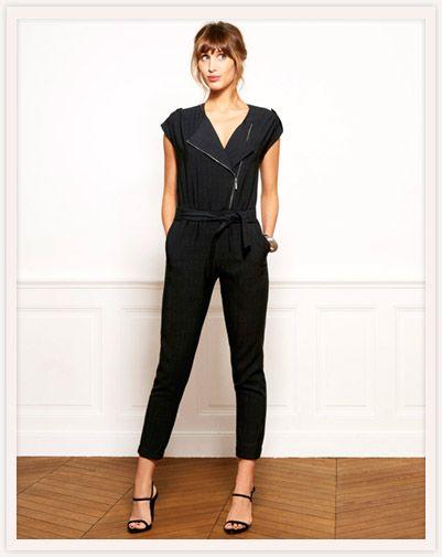 1aea59646847 imageBundle - Combinaison - Jacqueline Riu   Fashion   Pinterest ...