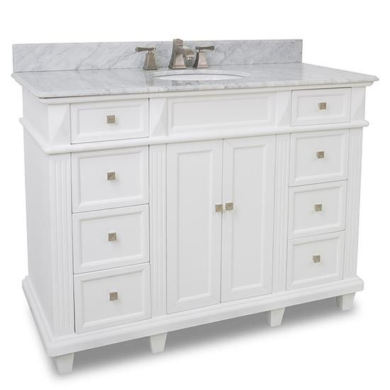 Simple 48 Inch Bathroom Vanity 94 For Your Designing Home