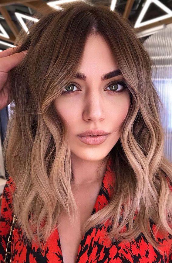9 Gorgeous ombre hair colours ideas