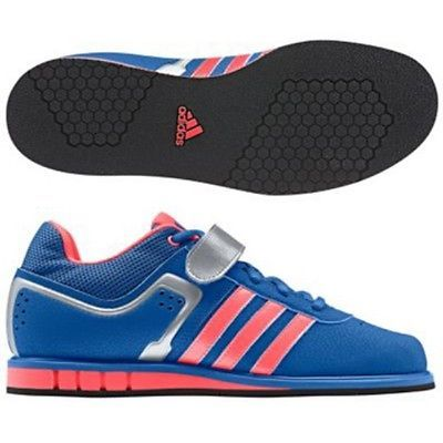 NEW WOMENS ADIDAS POWERLIFT 2 WEIGHT LIFTING SHOES - ALL SIZES in Clothing 8b9b6b97c6