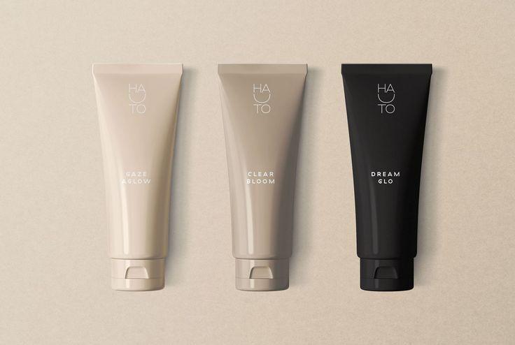 Photo of Hauto Skincare Branding