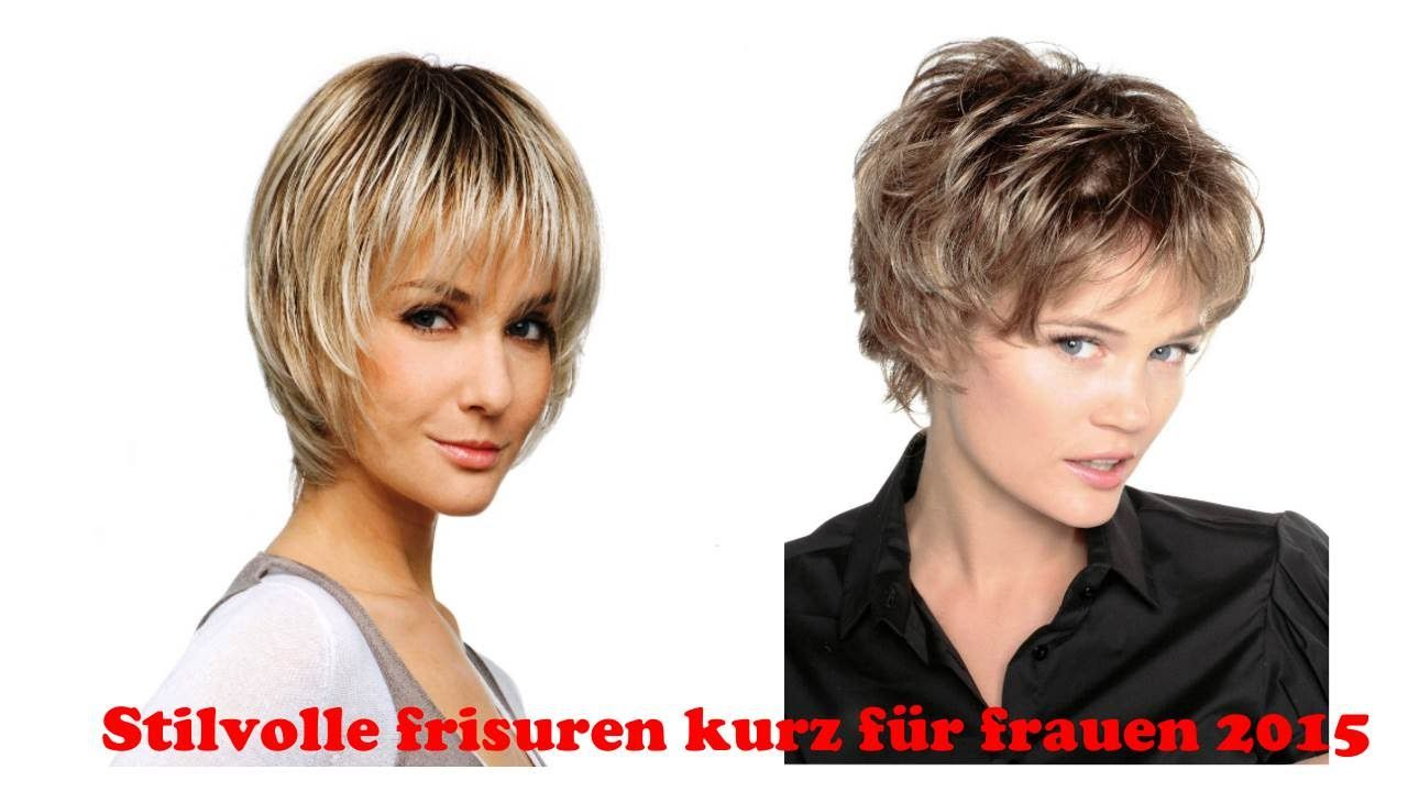 Frisuren Frauen 2015 Kurz Frisuren Frauen Pinterest Frisuren