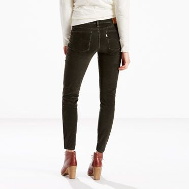 Jeans Women's Corduroy Super 32x30 Products Levi's Skinny 710 PIWR6R