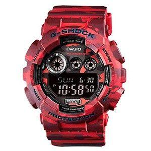 Pánské hodinky Casio GD-120CM-4D  00c97b6a85a
