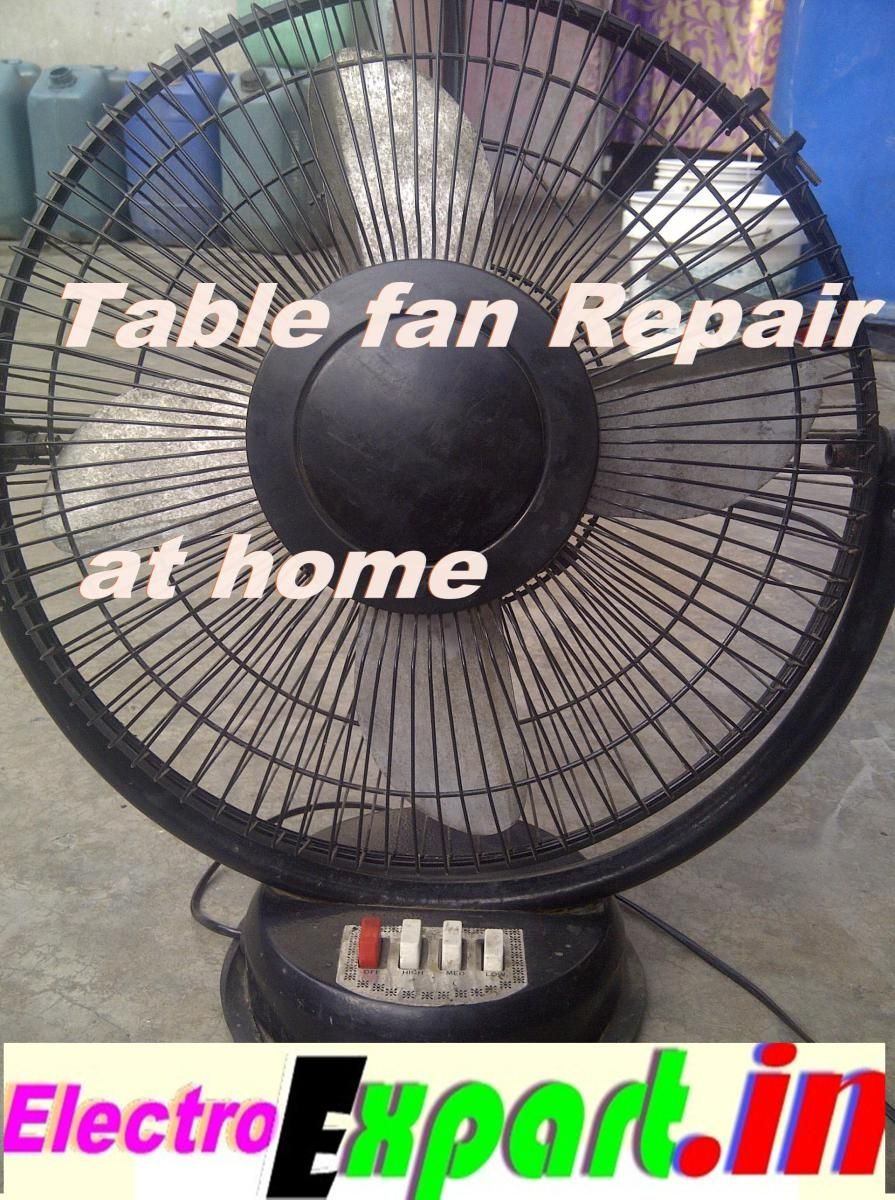 Table fan ko ghar par kaise repair kare table fan pinterest table fan ko ghar par kaise repair thik kare check capacitor check table fan switch connection check fuse and motor connection greentooth