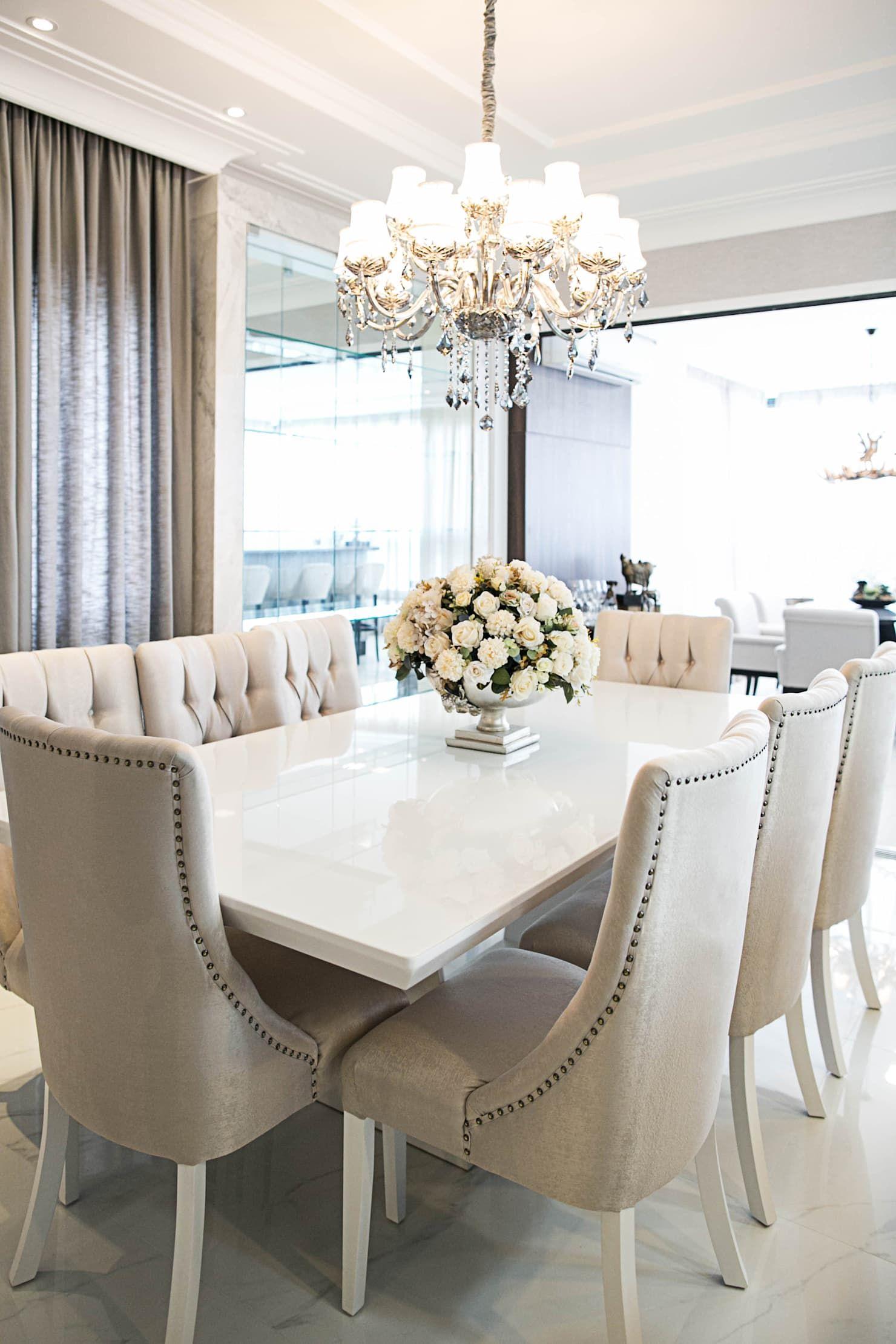 Photo of Sala de jantar abittare design salas de jantar clássicas | homify