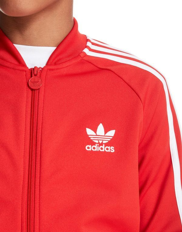 Adidas superstar jacket junior