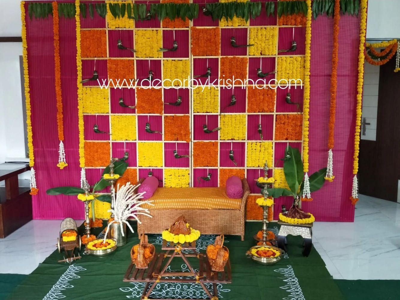 DecorbyKrishna Wedding Decoration, Florist (With images