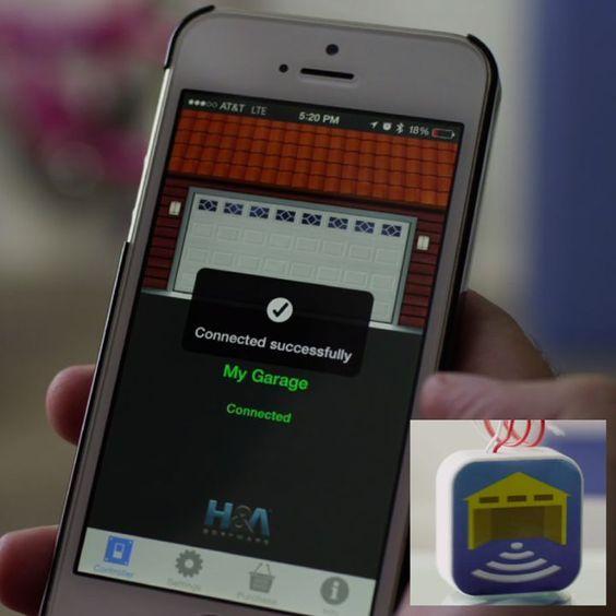 Garage Door Opener App >> Pin By Mygarage Opener On Smartphone Garage Door Opener Garage