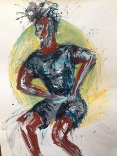Male Dancer II