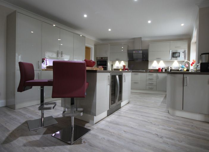 Edwards Kitchen Project- design, supply and installation