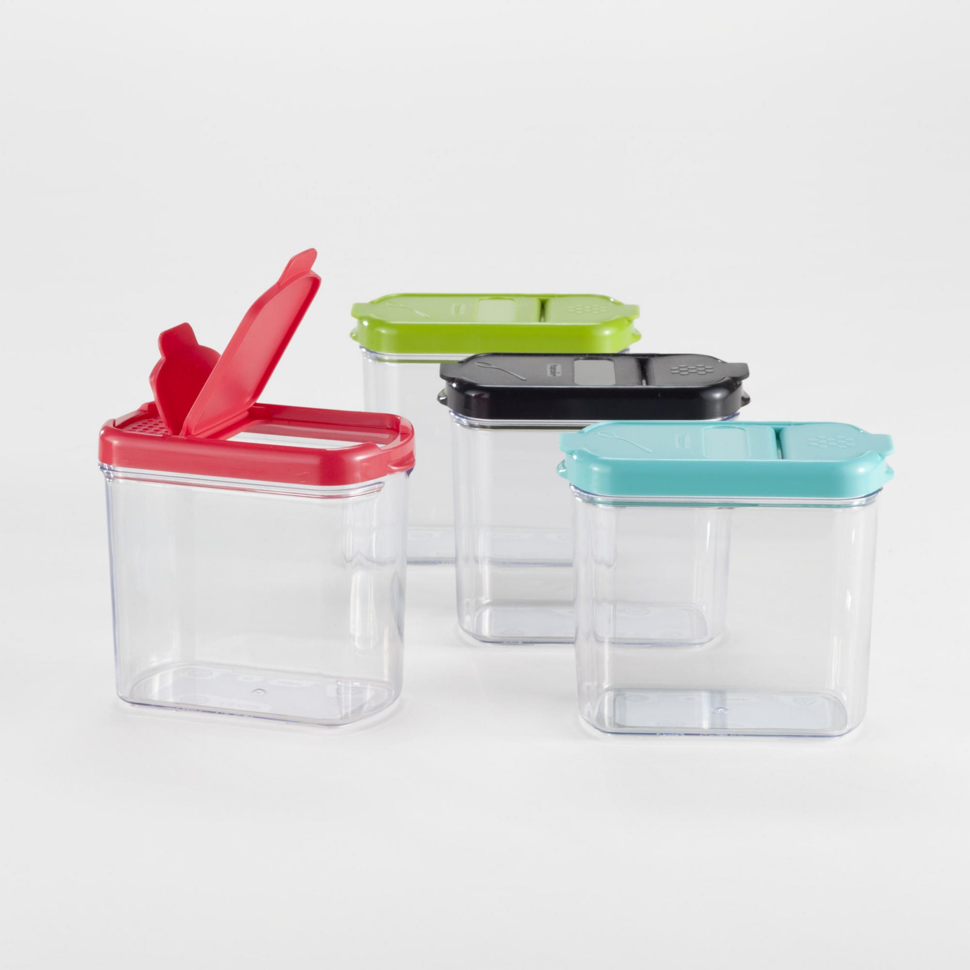 How To Get Stains Out Of Plastic Storage Containers