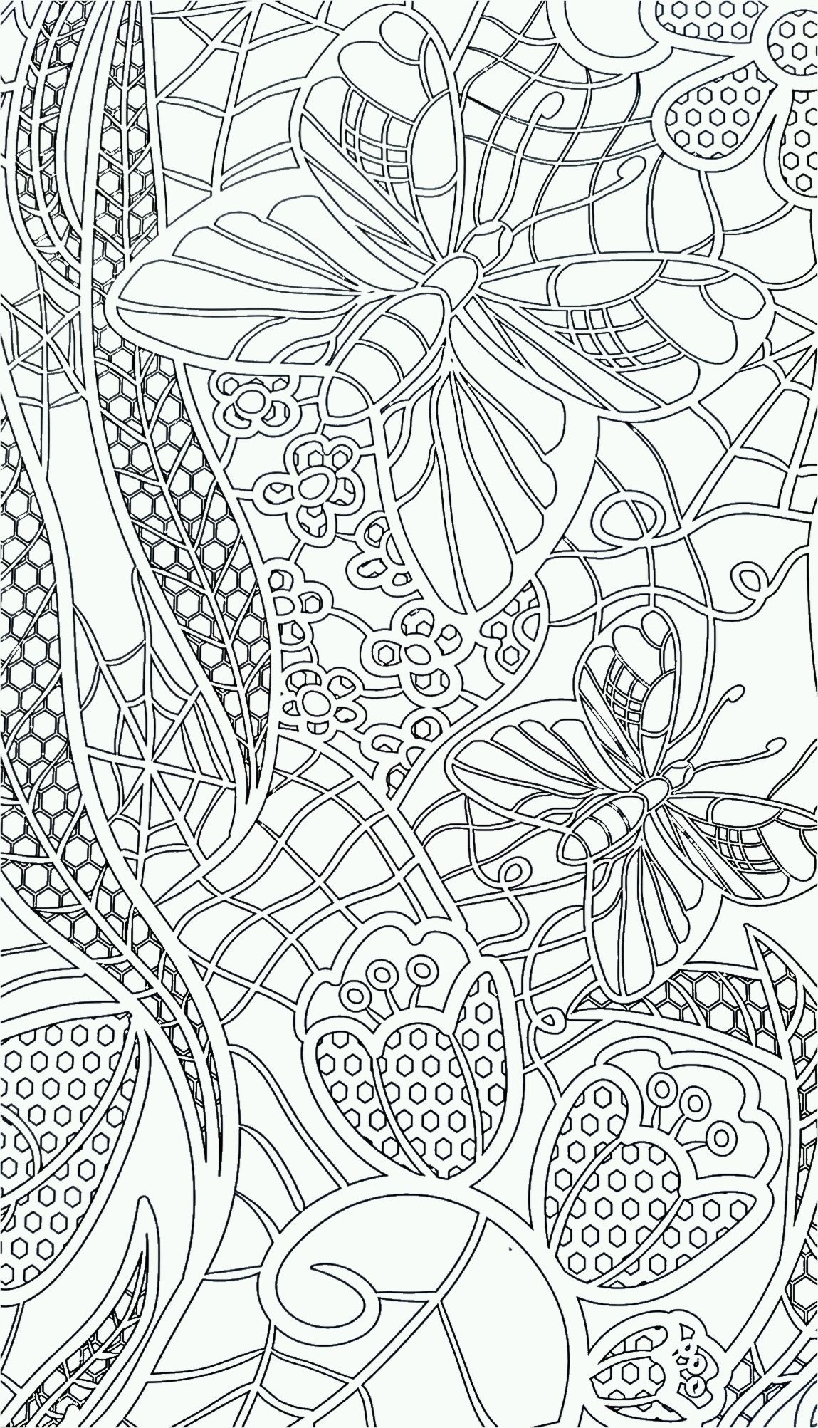 1000 ideas about abstract coloring pages on pinterest for Adult abstract coloring pages