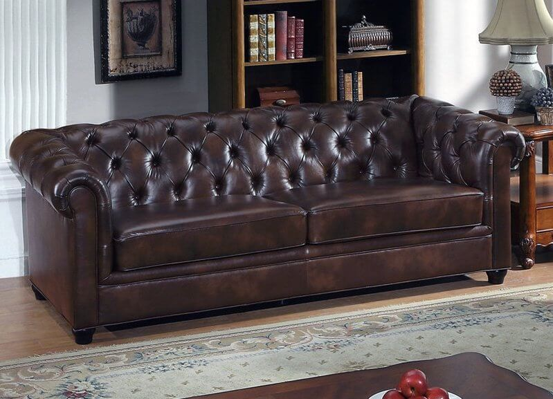 Top 25 Man Cave Sofas From Around The Web Leather Sofa Man Cave