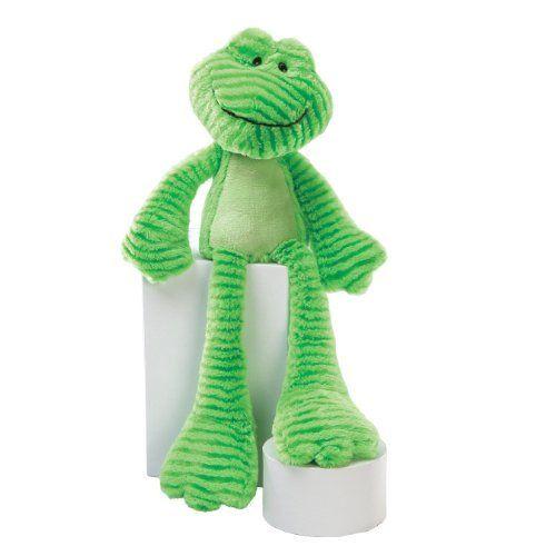 """Gund Patches 16"""" Frog Plush by Gund, http://www.amazon.com/dp/B0054KBXPC/ref=cm_sw_r_pi_dp_IGtSpb1BY9JDK"""