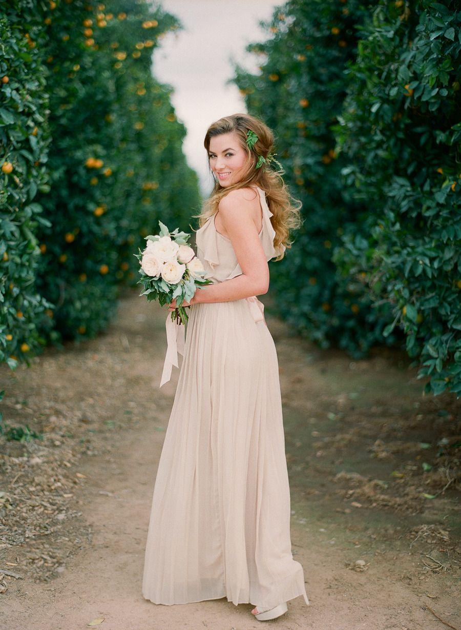 Scottish wedding dresses  Temecula Garden Wedding Inspiration  Garden wedding inspiration