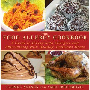 The food allergy cookbook a guide to living with allergies and food the food allergy cookbook forumfinder Choice Image