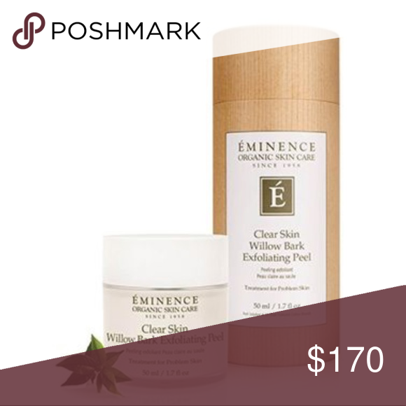 Eminence Clear Skin Exfoliating Peel Exfoliating Peel Clear Skin Exfoliating
