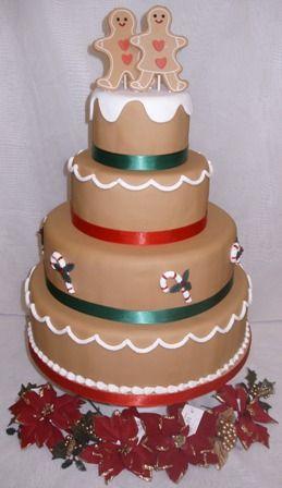 42+ Gingerbread wedding cake topper ideas