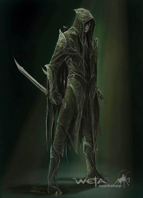 Elf Crown Dnd Fantasy Art Drawing