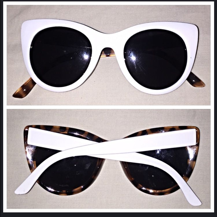 White Cheetah Glasses Glasses accessories, Glasses, Cat