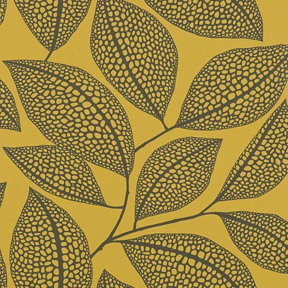 Papier Peint Pebble Leaf Projets A Essayer Pinterest Papier